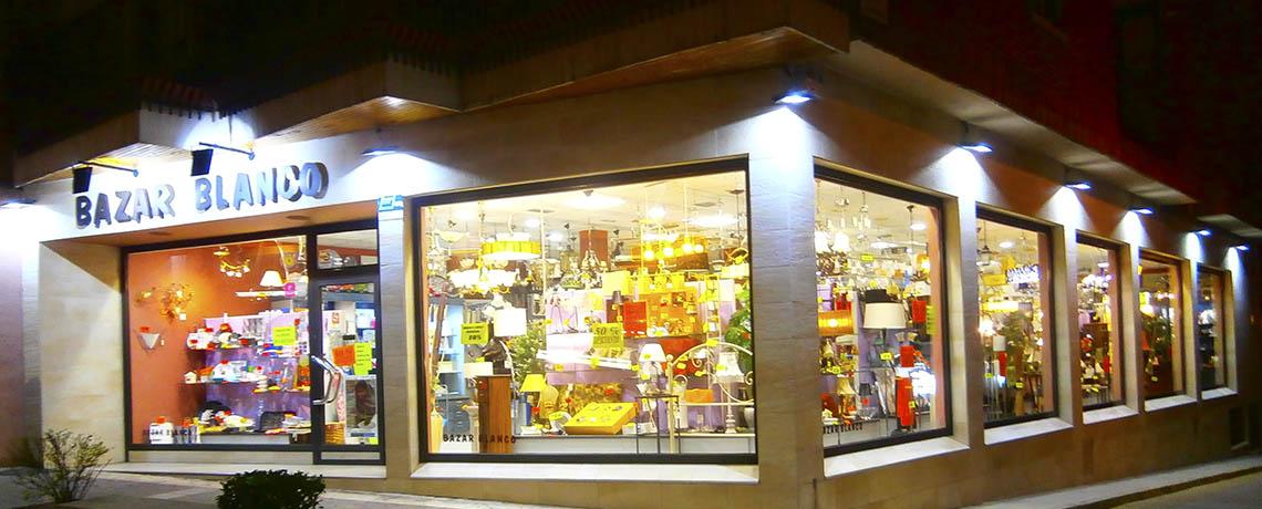Bazar blanco tu tienda de decoraci n en cu llar for Bazar decoracion